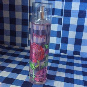 Bath body works peony fine fragrance mist 8 fl Oz